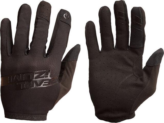 PEARL iZUMi Divide Gloves Herren black/black